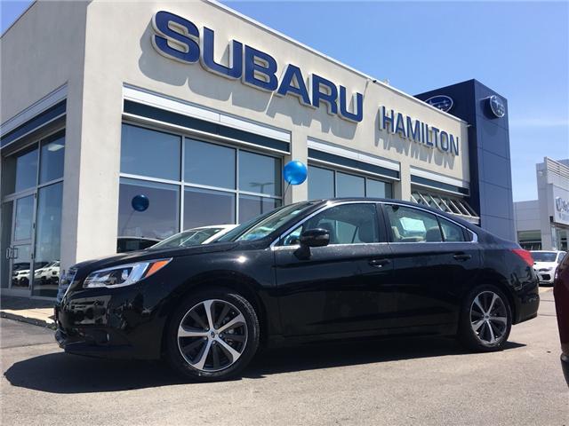 2017 Subaru Legacy 2.5i Limited (Stk: S6299) in Hamilton - Image 1 of 19