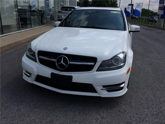 2014 Mercedes-Benz C-Class Base (Stk: 18208A) in Rockland - Image 1 of 16