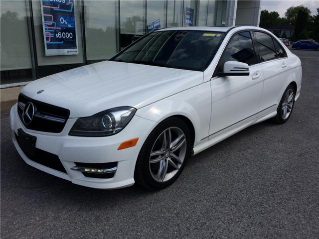 2014 Mercedes-Benz C-Class Base (Stk: 18208A) in Rockland - Image 2 of 16