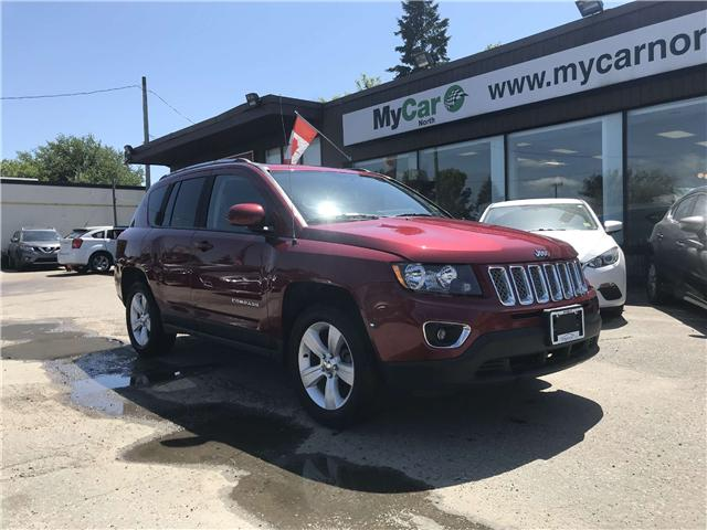 2016 Jeep Compass Sport/North (Stk: 180483) in North Bay - Image 2 of 16