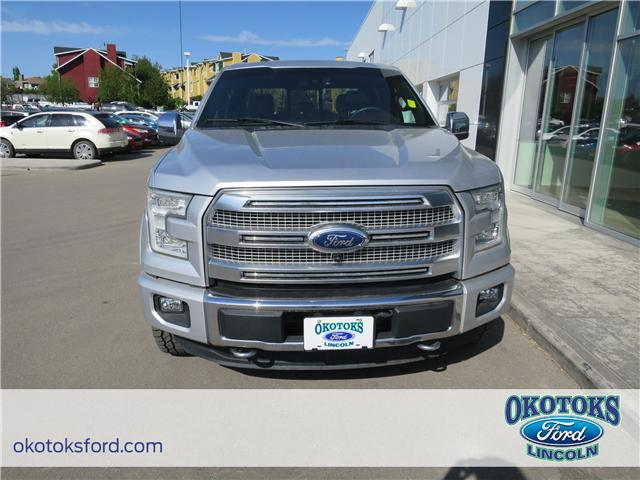 2015 Ford F-150 Platinum (Stk: B83057) in Okotoks - Image 2 of 21