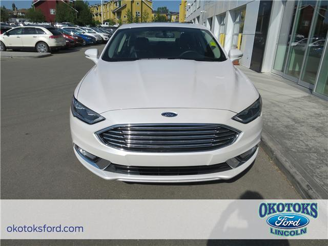 2017 Ford Fusion Titanium (Stk: B83083) in Okotoks - Image 2 of 22