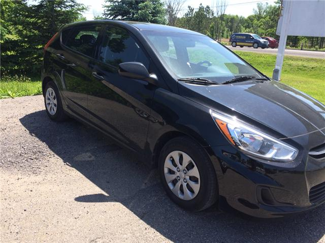 2015 Hyundai Accent GL (Stk: 18184B) in Rockland - Image 1 of 9