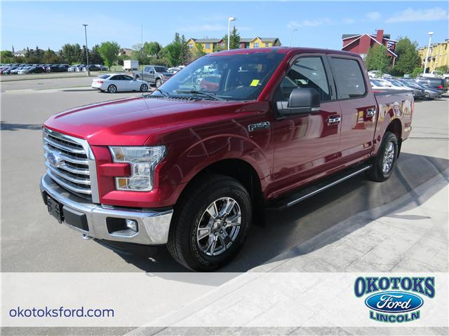 2016 Ford F-150 XLT (Stk: J-795A) in Okotoks - Image 1 of 19