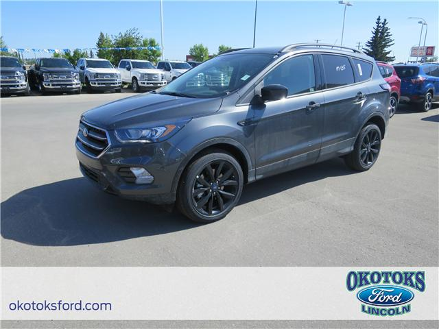 2018 Ford Escape SE (Stk: J-1318) in Okotoks - Image 1 of 5