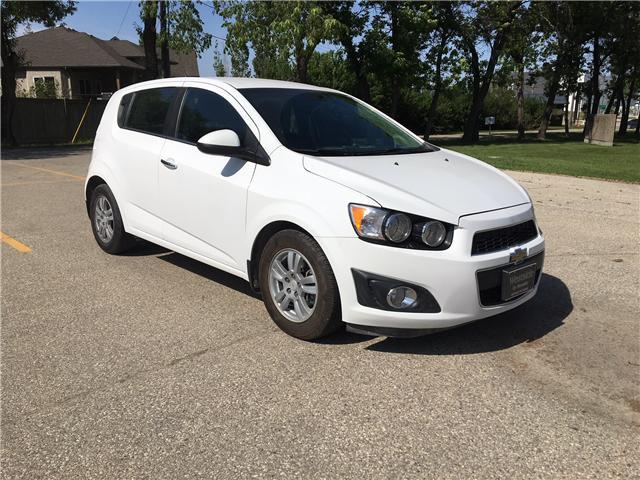 2012 Chevrolet Sonic LT (Stk: 9710.0) in Winnipeg - Image 1 of 20