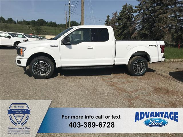 2018 Ford F-150 XLT (Stk: J-1056) in Calgary - Image 2 of 5