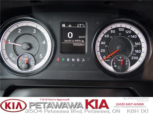 2017 RAM 1500 SLT (Stk: P0004) in Petawawa - Image 26 of 27