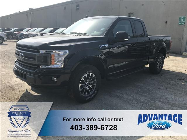 2018 Ford F-150 XLT (Stk: J-1099) in Calgary - Image 1 of 5