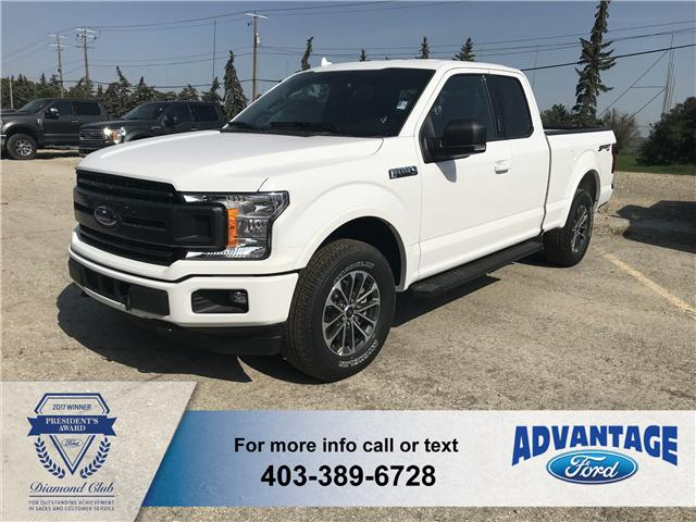 2018 Ford F-150 XLT (Stk: J-1101) in Calgary - Image 1 of 5