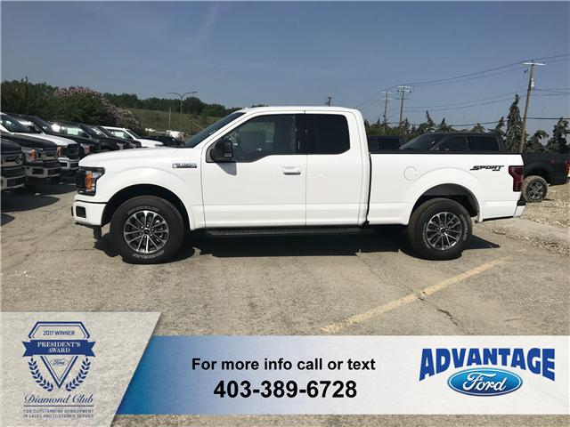 2018 Ford F-150 XLT (Stk: J-1101) in Calgary - Image 2 of 5