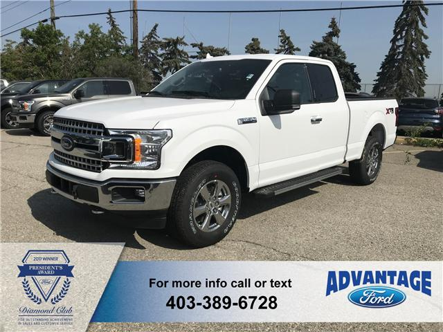 2018 Ford F-150 XLT (Stk: J-1105) in Calgary - Image 1 of 5
