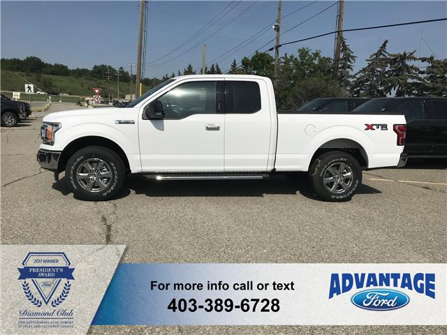 2018 Ford F-150 XLT (Stk: J-1105) in Calgary - Image 2 of 5
