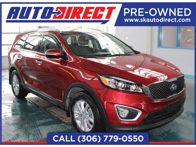 2017 Kia Sorento 3.3L LX V6 7-Seater (Stk: BB210601) in Regina - Image 1 of 18