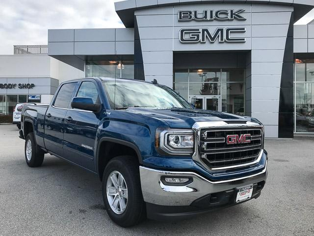 2018 GMC Sierra 1500 SLE (Stk: 8R81680) in North Vancouver - Image 2 of 7