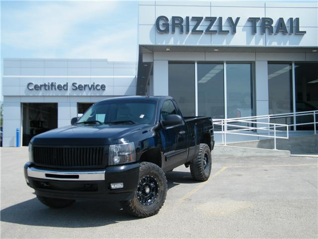 2009 Chevrolet Silverado 1500  (Stk: 54906) in Barrhead - Image 1 of 11