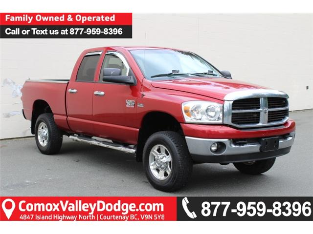 2007 Dodge Ram 2500 SLT/Sport (Stk: S212897A) in Courtenay - Image 1 of 30