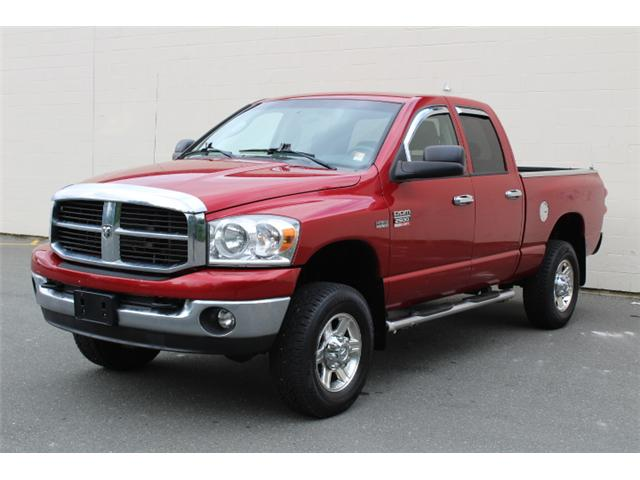 2007 Dodge Ram 2500 SLT/Sport (Stk: S212897A) in Courtenay - Image 2 of 30