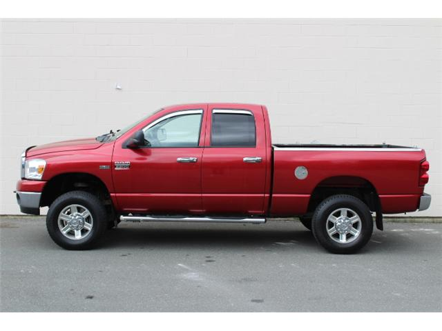 2007 Dodge Ram 2500 SLT/Sport (Stk: S212897A) in Courtenay - Image 28 of 30