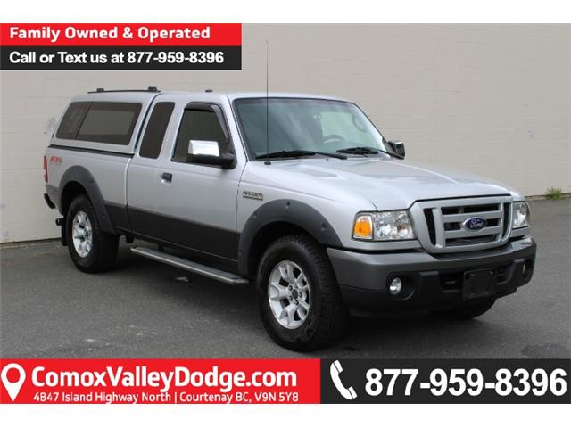 2008 Ford Ranger FX4 OFF-ROAD (Stk: T301529B) in Courtenay - Image 1 of 28
