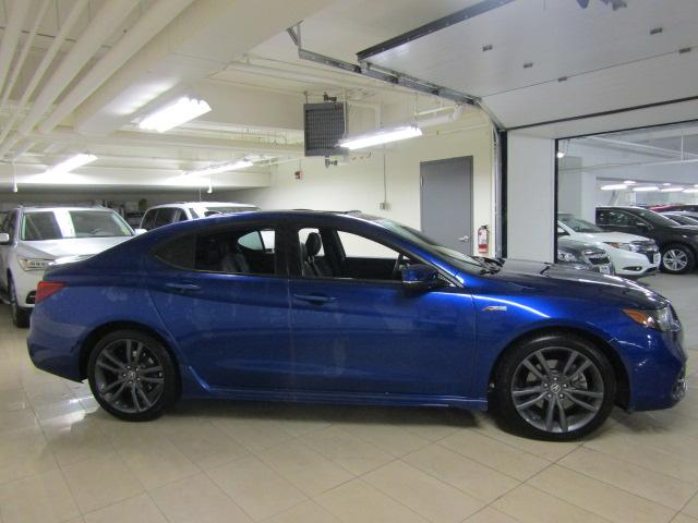 2018 Acura TLX Tech A-Spec (Stk: AP2975) in Toronto - Image 9 of 27