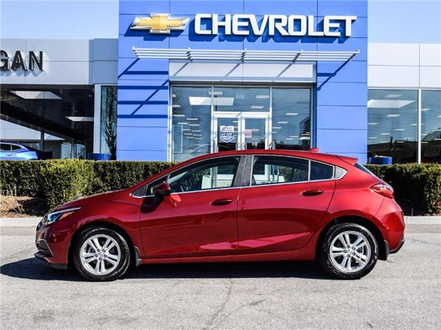 2018 Chevrolet Cruze LT Auto (Stk: 8523530) in Scarborough - Image 2 of 25