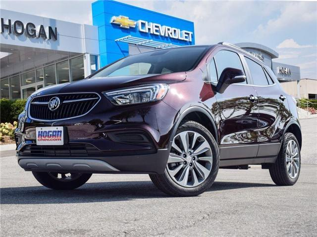 2018 Buick Encore Preferred (Stk: 8558753) in Scarborough - Image 1 of 27