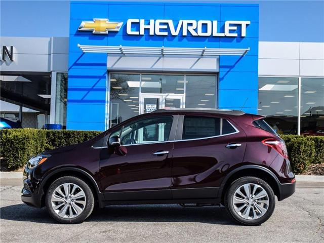 2018 Buick Encore Preferred (Stk: 8558753) in Scarborough - Image 2 of 27