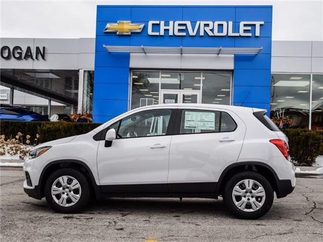 2018 Chevrolet Trax LS (Stk: 8345005) in Scarborough - Image 2 of 26