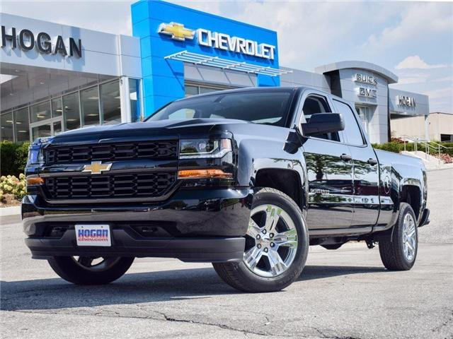 2018 Chevrolet Silverado 1500 Silverado Custom (Stk: 8243557) in Scarborough - Image 1 of 23