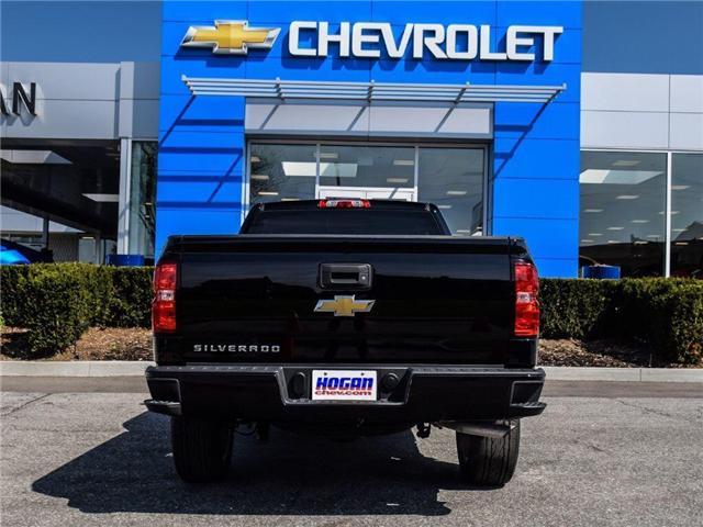 2018 Chevrolet Silverado 1500 Silverado Custom (Stk: 8243557) in Scarborough - Image 5 of 23