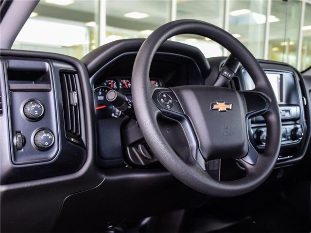 2018 Chevrolet Silverado 1500 Silverado Custom (Stk: 8243557) in Scarborough - Image 10 of 23
