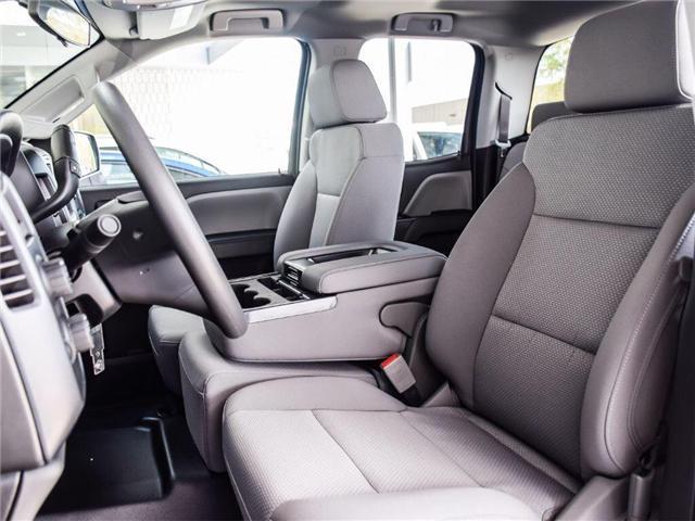 2018 Chevrolet Silverado 1500 Silverado Custom (Stk: 8243557) in Scarborough - Image 11 of 23
