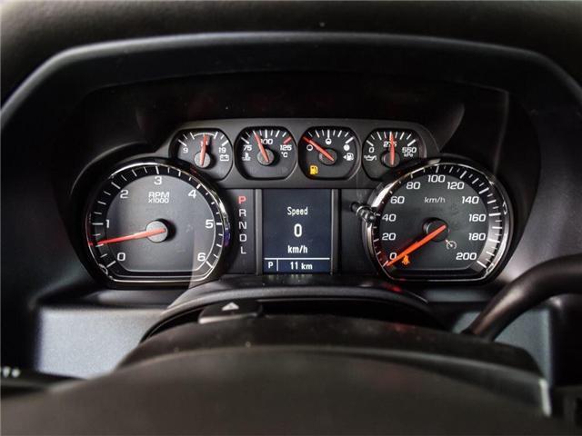2018 Chevrolet Silverado 1500 Silverado Custom (Stk: 8243557) in Scarborough - Image 12 of 23