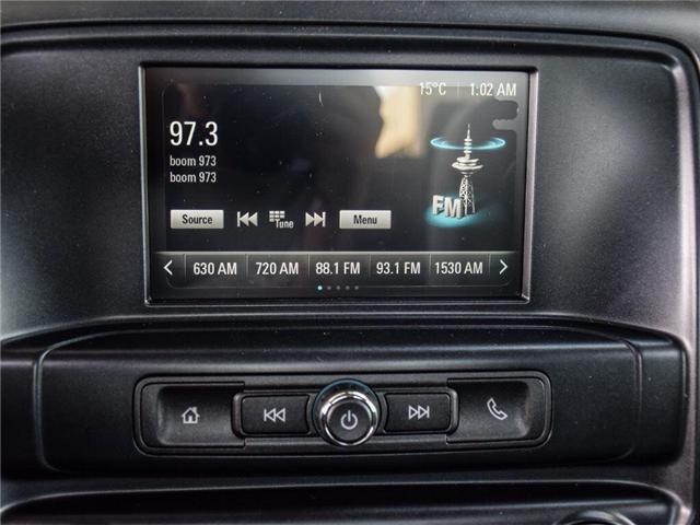 2018 Chevrolet Silverado 1500 Silverado Custom (Stk: 8243557) in Scarborough - Image 14 of 23