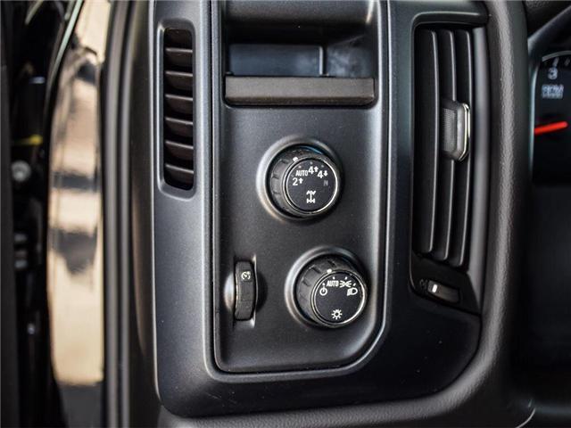 2018 Chevrolet Silverado 1500 Silverado Custom (Stk: 8243557) in Scarborough - Image 20 of 23