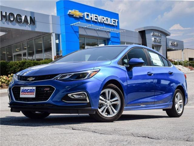 2018 Chevrolet Cruze LT Auto (Stk: 8116070) in Scarborough - Image 1 of 26