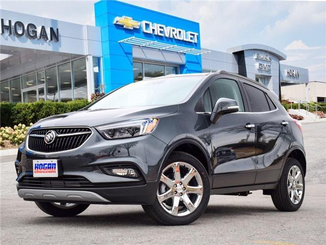 2018 Buick Encore Premium (Stk: 8631305) in Scarborough - Image 1 of 28