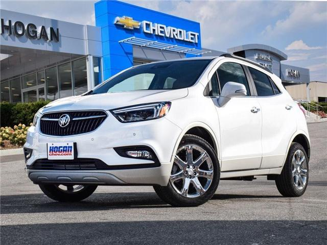 2018 Buick Encore Premium (Stk: 8562527) in Scarborough - Image 1 of 27