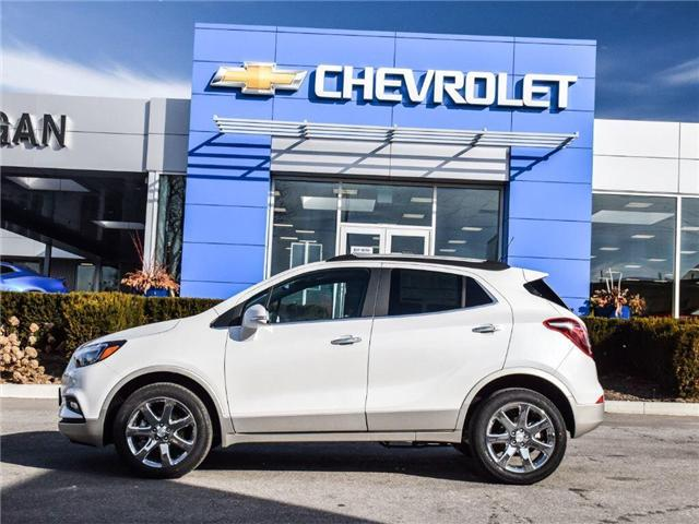 2018 Buick Encore Premium (Stk: 8562527) in Scarborough - Image 2 of 27