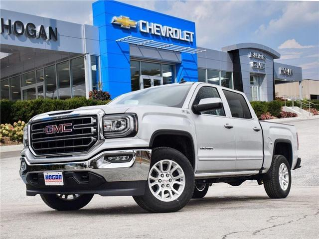 2018 GMC Sierra 1500 SLE (Stk: 8302362) in Scarborough - Image 1 of 28