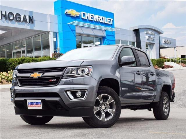 2018 Chevrolet Colorado Z71 (Stk: 8219130) in Scarborough - Image 1 of 27