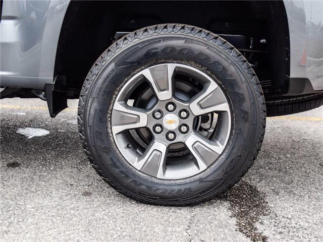 2018 Chevrolet Colorado Z71 (Stk: 8219130) in Scarborough - Image 8 of 27