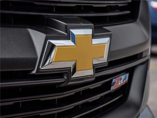 2018 Chevrolet Colorado Z71 (Stk: 8219130) in Scarborough - Image 10 of 27