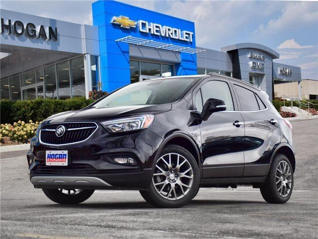 2018 Buick Encore Sport Touring (Stk: 8562182) in Scarborough - Image 1 of 27
