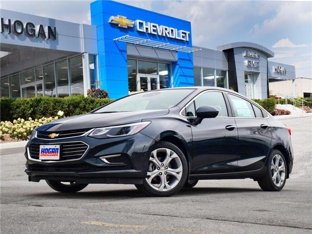 2018 Chevrolet Cruze Premier Auto (Stk: 8171894) in Scarborough - Image 1 of 28