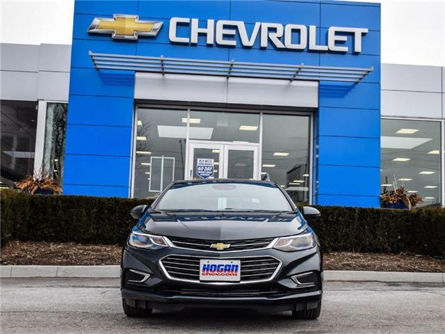 2018 Chevrolet Cruze Premier Auto (Stk: 8171894) in Scarborough - Image 4 of 28
