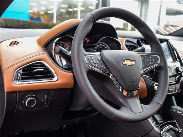 2018 Chevrolet Cruze Premier Auto (Stk: 8171894) in Scarborough - Image 12 of 28