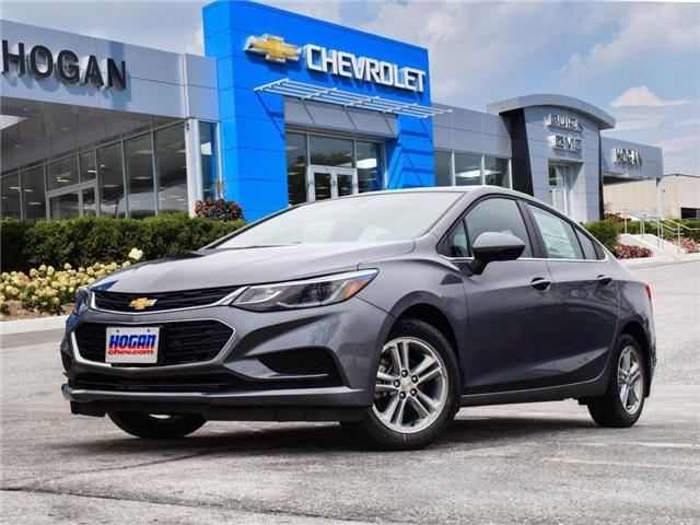 2018 Chevrolet Cruze LT Auto (Stk: 8170482) in Scarborough - Image 1 of 28