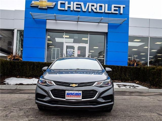 2018 Chevrolet Cruze LT Auto (Stk: 8170482) in Scarborough - Image 4 of 28